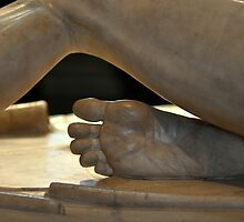 The Dying Gaul - (detail 2014-01.29) by Matsumoto
