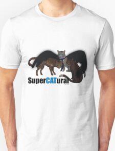 SuperCATural Unisex T-Shirt