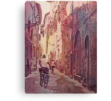Bike Lucca Canvas Print