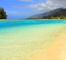 Moorea Island Paradise by Honor Kyne