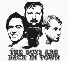The Boys! by ABC Tee!
