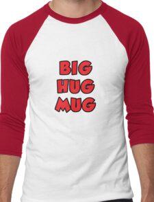 True Detective - Big Hug Mug Men's Baseball ¾ T-Shirt
