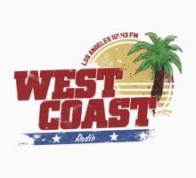 West Coast Radio by newdamage