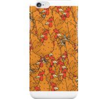 Chicken montage iPhone Case/Skin
