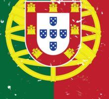 Flag of Portugal Sticker