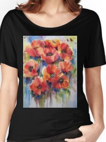 Ladies in Red Women's Relaxed Fit T-Shirt