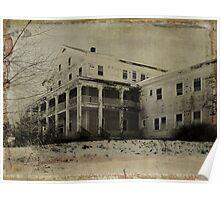 White Lake Mansion House Poster