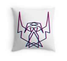 3D THEBEARDEDHOMO Throw Pillow