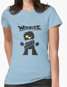 Wookie Womens Fitted T-Shirt