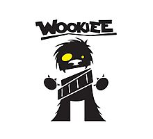 Wookie Photographic Print