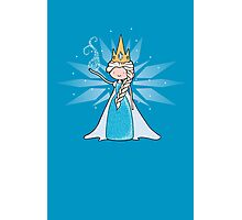The Ice Queen Photographic Print