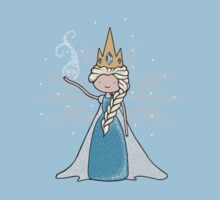 The Ice Queen by perdita00