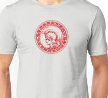 Athena/Minerva - red Unisex T-Shirt