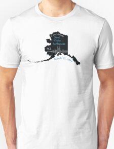 """I SURVIVED"" GOOD FRIDAY EARTHQUAKE T-Shirt"