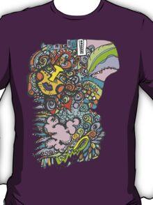 Groovy Sun  T-Shirt