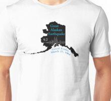 GREAT ALASKAN EARTHQUAKE Unisex T-Shirt
