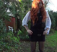 Amy Pond (The Eleventh Hour)  by Hayleyat221B