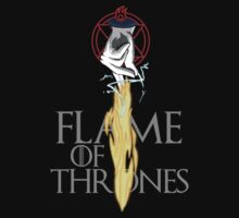 Flame of Thrones by ikaszans