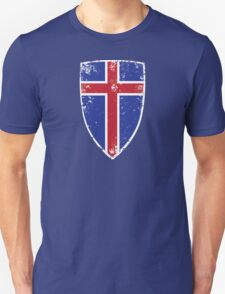 Flag of Iceland Unisex T-Shirt
