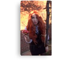 Amy Pond (The Eleventh Hour 3)  Canvas Print
