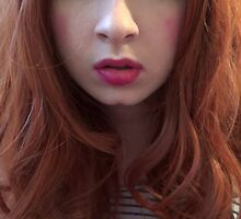 Karen Gillan Makeup (Photoshoot) by Hayleyat221B