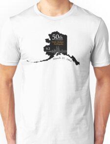 50TH ANNIVERSARY GREAT ALASKAN EARTHQUAKE Unisex T-Shirt