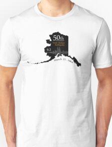 50TH ANNIVERSARY GREAT ALASKAN EARTHQUAKE T-Shirt