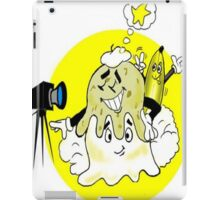 PHOTOGRAPHY CARTOON TABLET CASE iPad Case/Skin