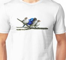 Blue Wren Family Clothing Unisex T-Shirt