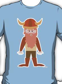 Cartoon Viking T-Shirt