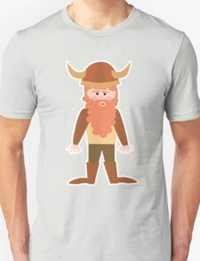 Cartoon Viking T-Shirt