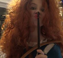 Merida - (Disney's Brave Cosplay)  by Hayleyat221B