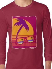 Sunglasses at Sunset Long Sleeve T-Shirt