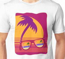 Sunglasses at Sunset Unisex T-Shirt