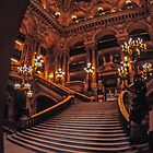 Paris Opera House by Graeme Bayley