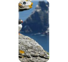 skellig michael county kerry ireland star wars iPhone Case/Skin