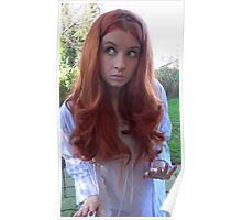 Amy Pond (The Beast Below Cosplay) Poster