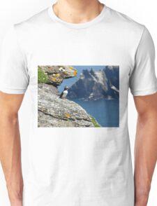 skellig michael county kerry ireland star wars Unisex T-Shirt