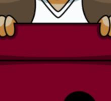Pocket Dude (01) Sticker