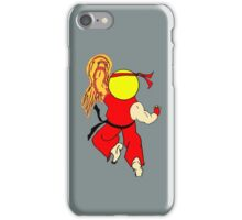 Stick Figure Ken iPhone Case/Skin