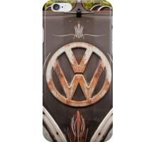 VW Bus Salty iPhone Case/Skin