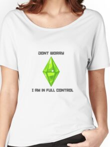 Sims 3 Women's Relaxed Fit T-Shirt