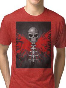 Death Totem Tri-blend T-Shirt