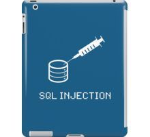 SQL Injection iPad Case/Skin