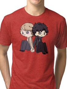 Serlock Love Tri-blend T-Shirt