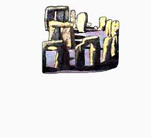 Circle of Magic Stones; Stonehenge Study Unisex T-Shirt