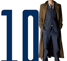 10th Doctor by super221Bwolf