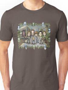 The Walking Dead by Kenny Durkin Unisex T-Shirt