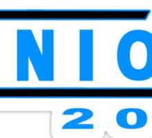 2014 Senior Hoodie Sticker