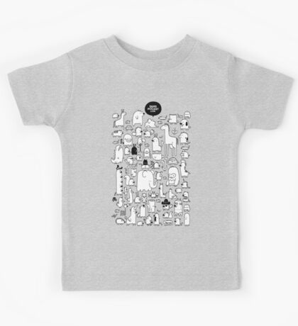 All the Beasts Imagined & Real Kids Clothes